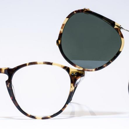 Garrett Leight California Optical eyewear