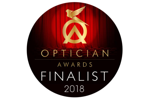 optician award 2018